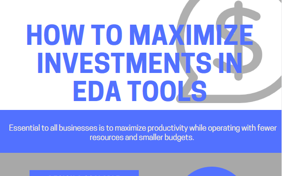 Read our EDA Services infographic